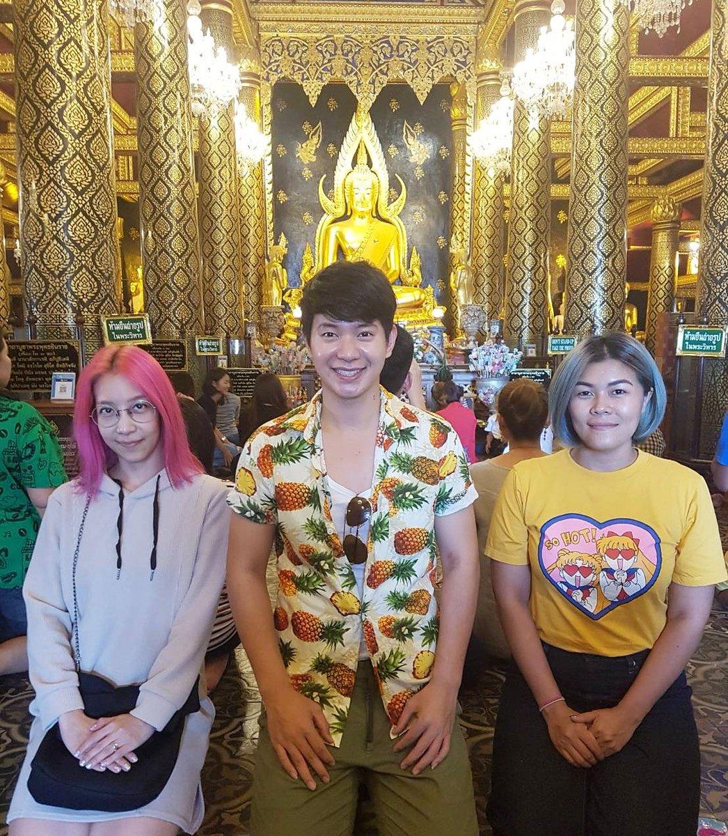 สักการะ พระพุทธชินราช พระคู่บ้านคู่เมือง...