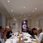 Ville & Banlieue échange ce matin avec d autres associations d'élus au CGET @GillesLeproust @CatherineArenou @villeetbanlieue