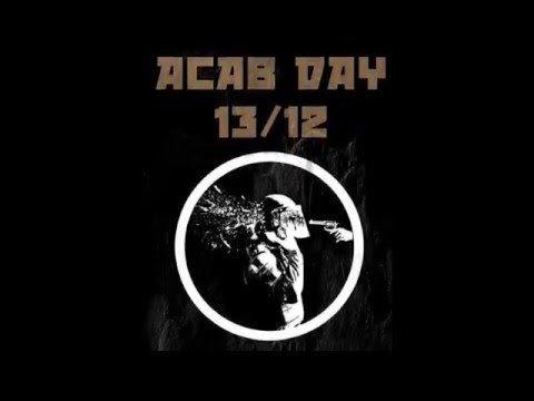 RT @bhf1903: 13/12 HAPPY ACAB DAY https://t.co/9971whyKTY