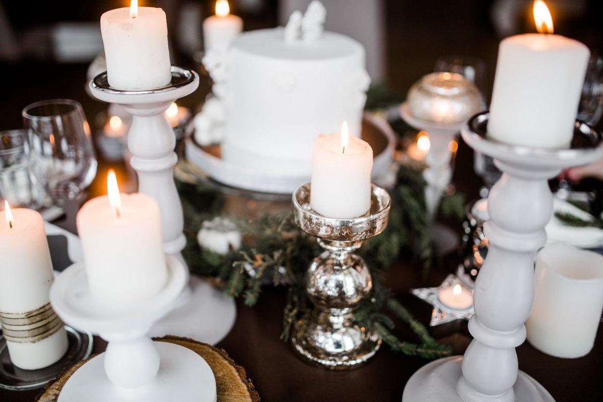 Hochzeitskiste On Twitter Elegante Kerzenstander Jede Menge