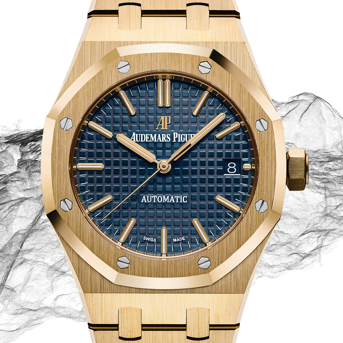Forever shining yellow gold watches.  #A...