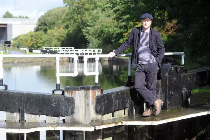 The Yorkshire artist who wants to build giant chimneys along this urban canal  https://t.co/VZjZYNDhXW