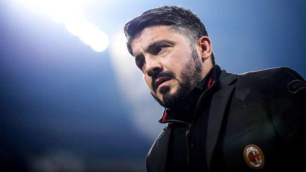 'Preferia uma facada': as loucas duas semanas de Gattuso à frente do Milan. Veja: https://t.co/5FTk7FpQFy