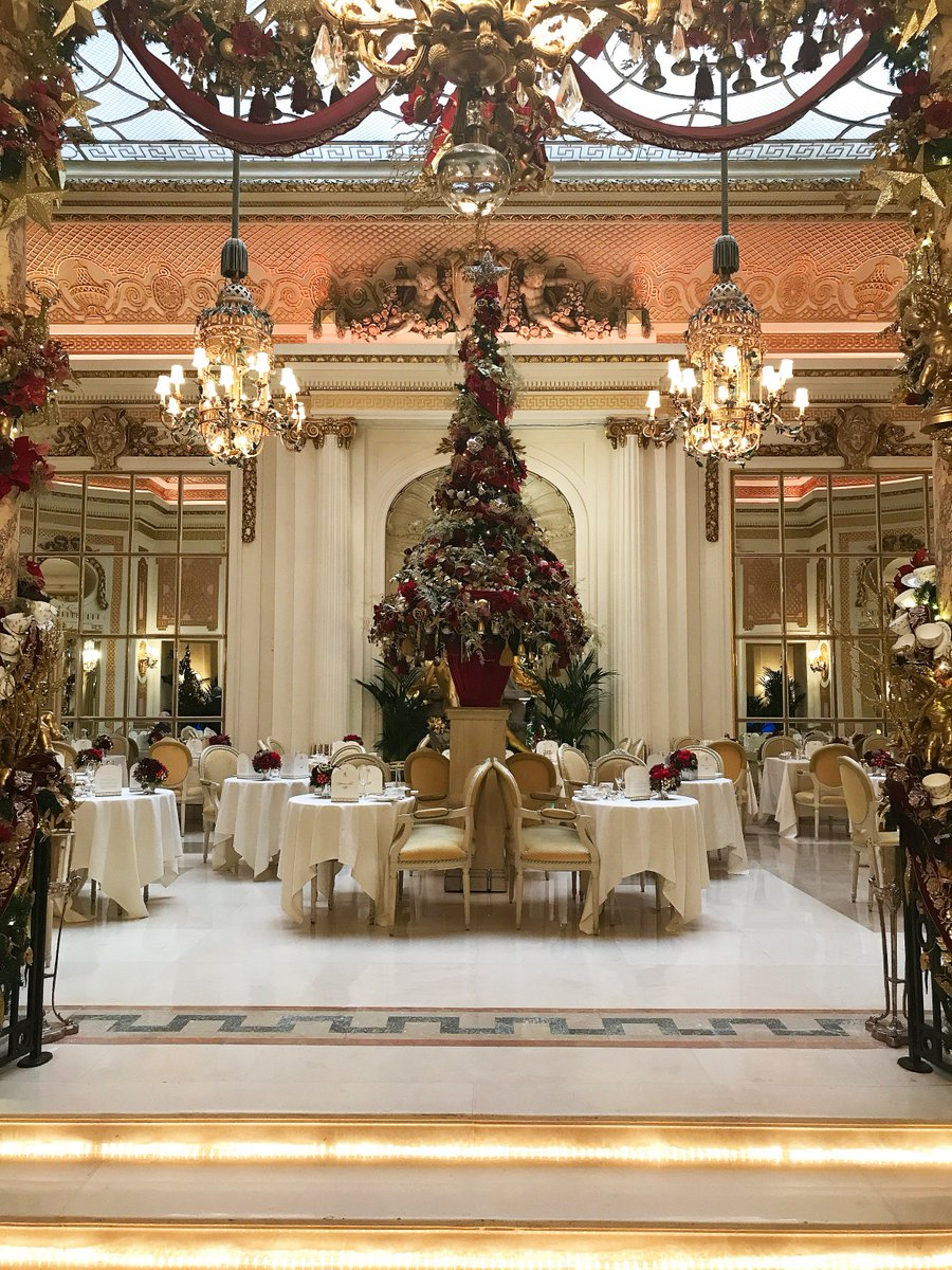 Christmas At The Ritz London.The Ritz London On Twitter We Are Ready To Welcome Our