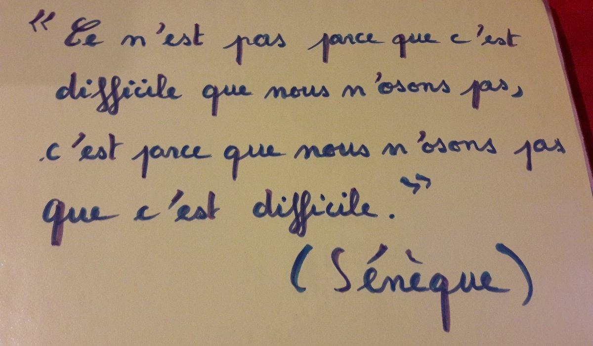 Zazimuth On Twitter Citation Sénèque