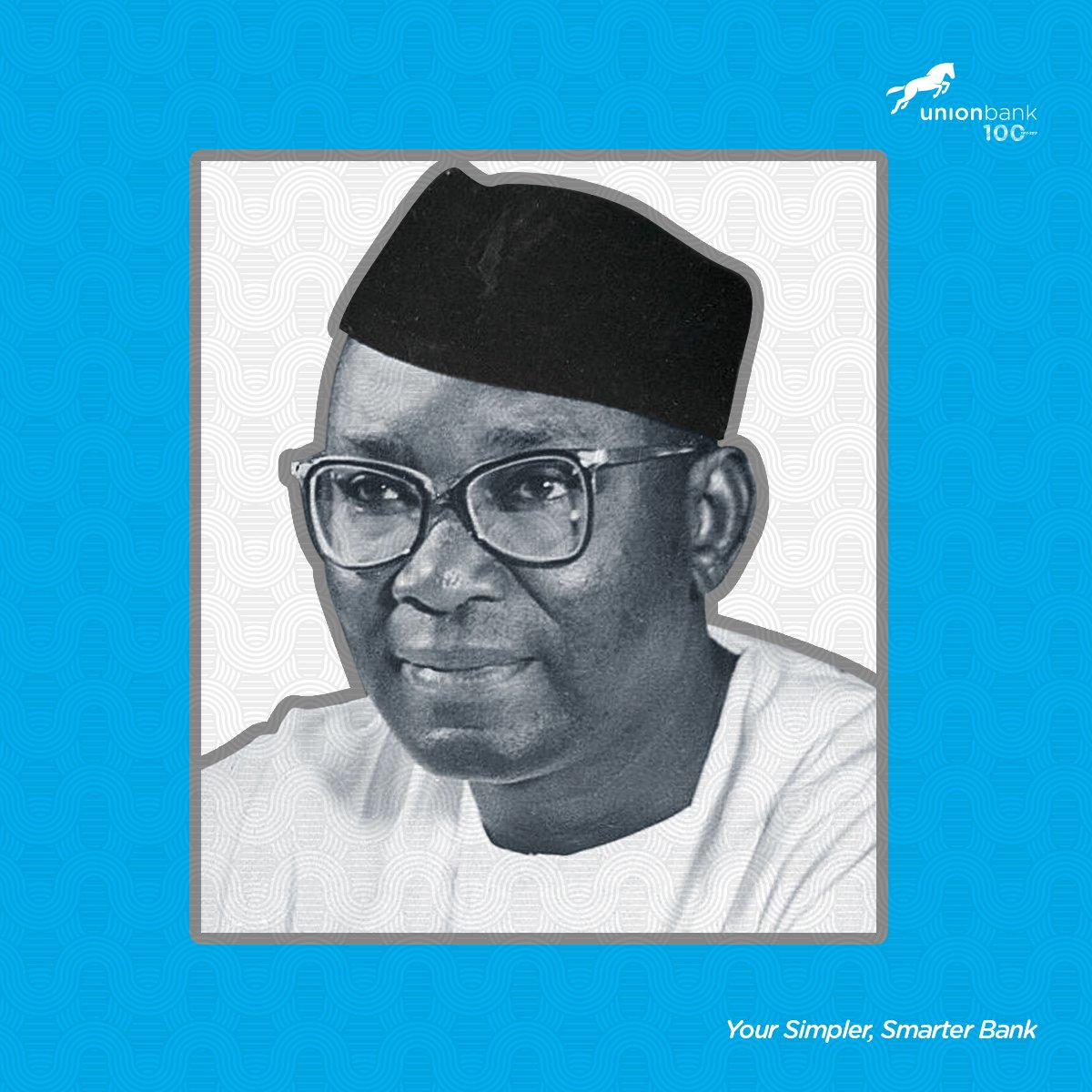 Dr. Benjamin Nnamdi Azikiwe, was a Nigerian nationalist who served as the first President of Nigeria.   He is often referred to as the &quot;father of Nigerian Nationalism&quot;, and his photo can be found on the N500 note.   RT if you guessed it right... #TuesdayTrivia #UnionBank<br>http://pic.twitter.com/Cnz0daEbkY