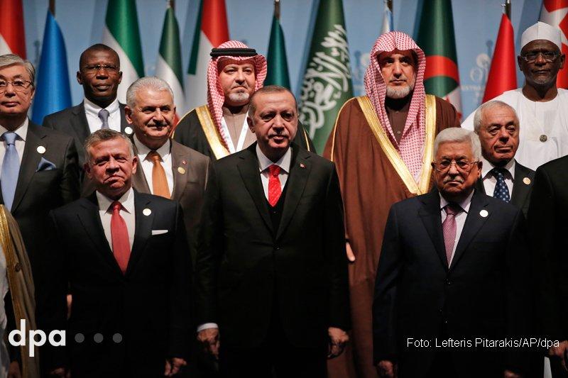 Erdogan fordert Anerkennung Jerusalems als Hauptstadt Palästinas https://t.co/uNtE6gbeAA @SWPde (dmo)