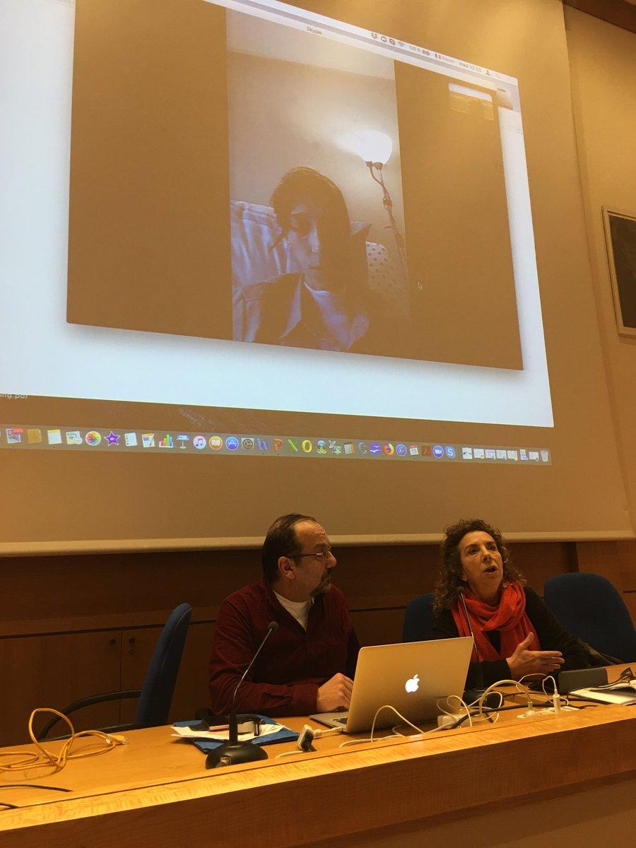 RT @fehimtastekin: Nuriye Gülmen Paris konferansına bağlandı, yaşadıklarını anlatıyor. https://t.co/HWzo2FIM2O