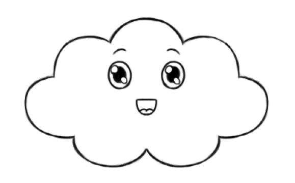 dessindigo on twitter dessin facile d 39 un nuage retrouvez tous les autres dessins sur https. Black Bedroom Furniture Sets. Home Design Ideas