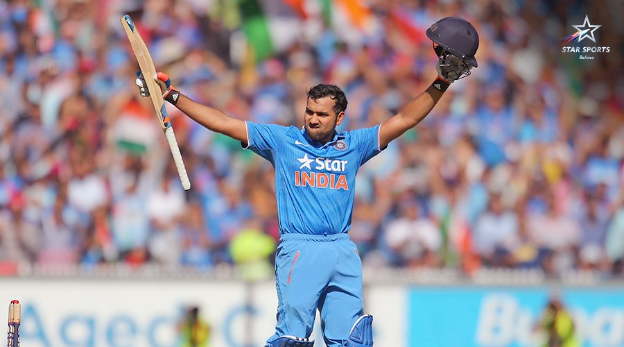 1⃣st man ever to score three ODI double hundreds! 2⃣nd captain to score an ODI double!  The name is Rohit Sharma!  Paytm #INDvSL