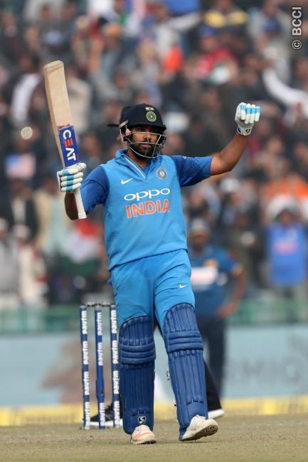 Wah Rohit Wah ! 35 balls for the second hundred. So proud of you Rohit Sharma !