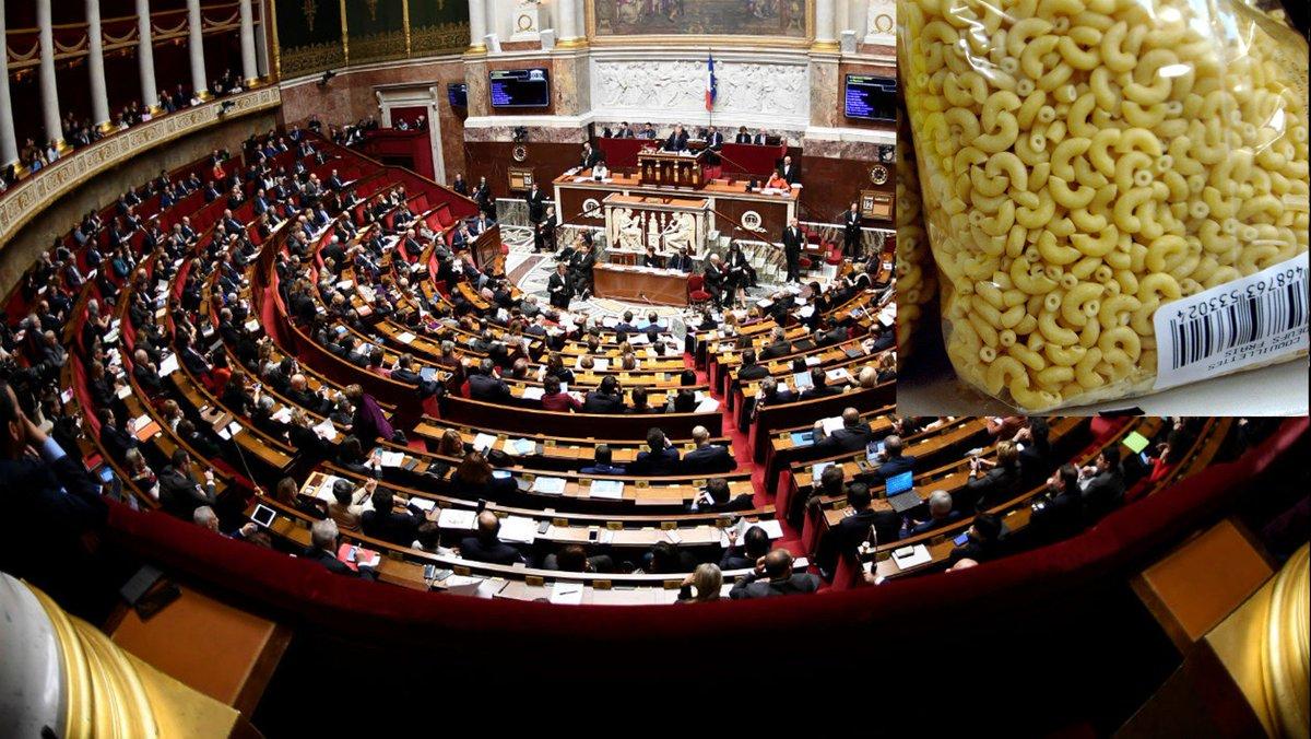 Avec 5000 euros par mois, une députée LREM se plaint de 'manger pas mal de pâtes' https://t.co/QxwhJyA0LS
