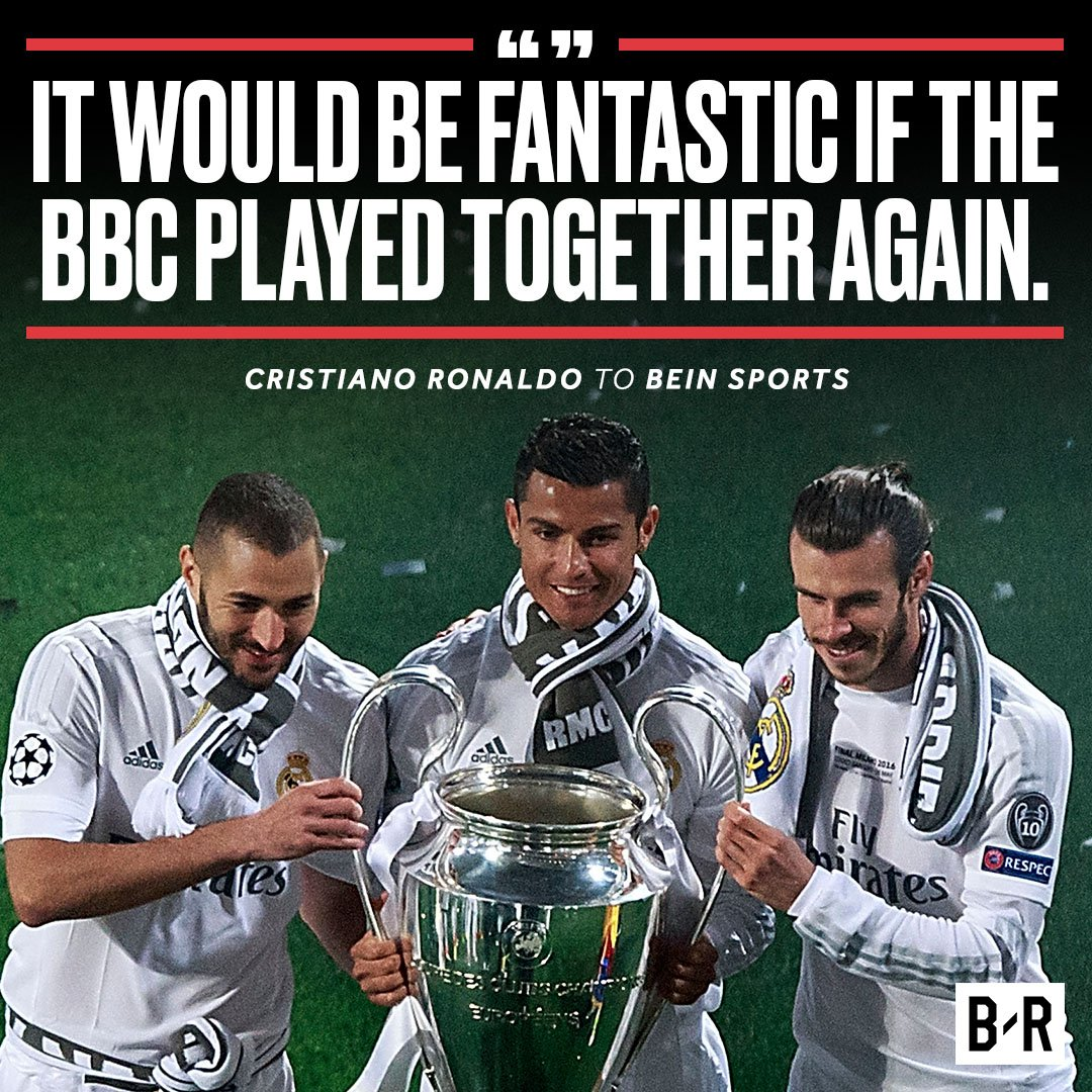 It's been 234 days since the BBC last started together
