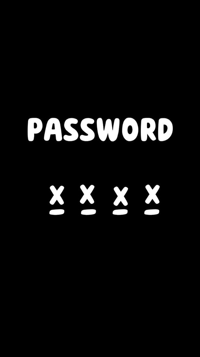 On Twitter Password By Me Wallpaper