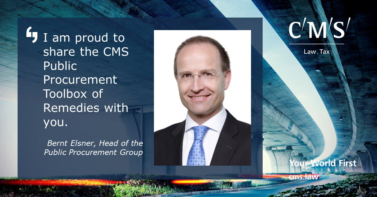 test Twitter Media - Please find here our Toolbox of remedies in public award procedures for 33 jurisdictions. Download here: https://t.co/1jwnawiV99 https://t.co/qsEJ3yNgvR
