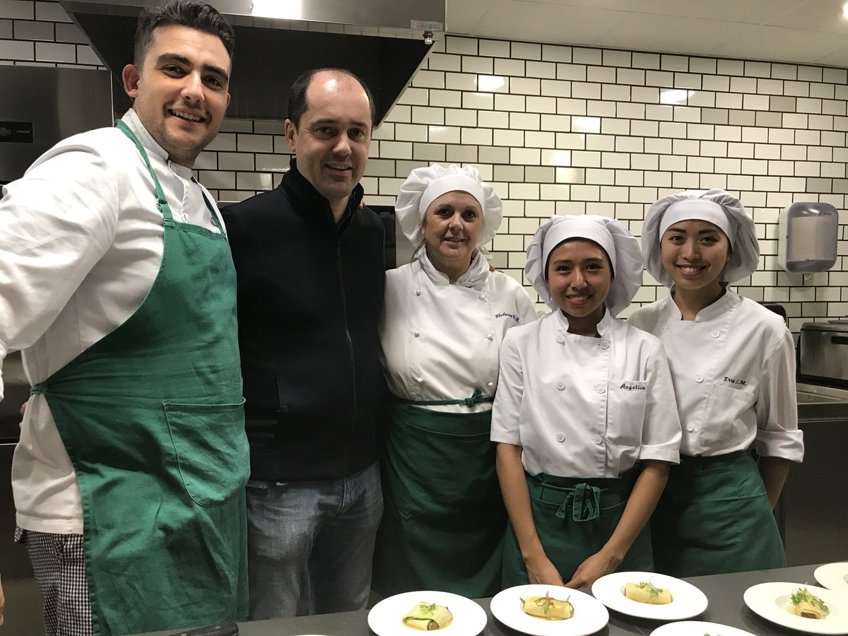 Escuela De Cocina Leioa | Jose Carlos Capel On Twitter Estoy Impresionado Con Escuela