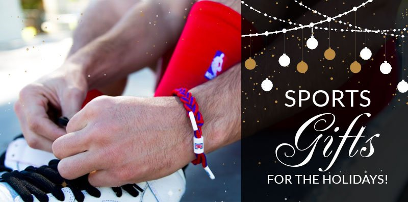 Sports Gifts for the Holidays!  What do you get for the sports lover out there? Whether it is a male or a female...