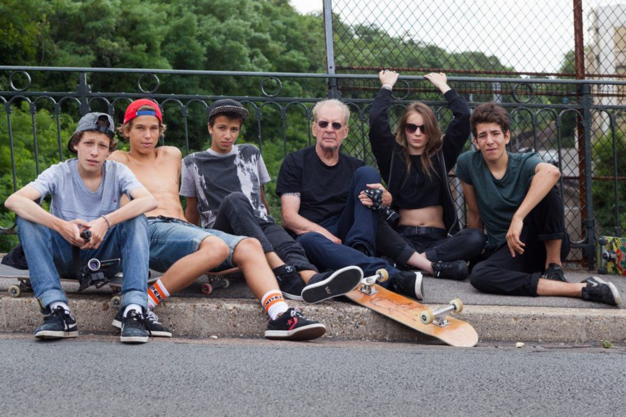 Larry Clark on muses, drug use and his return to America: https://t.co/Pittg8tmAE