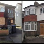 Sadly this home suffered a fire and caused damage. We worked the Goodyer magic to and restored the home! Another happy Goodyer client