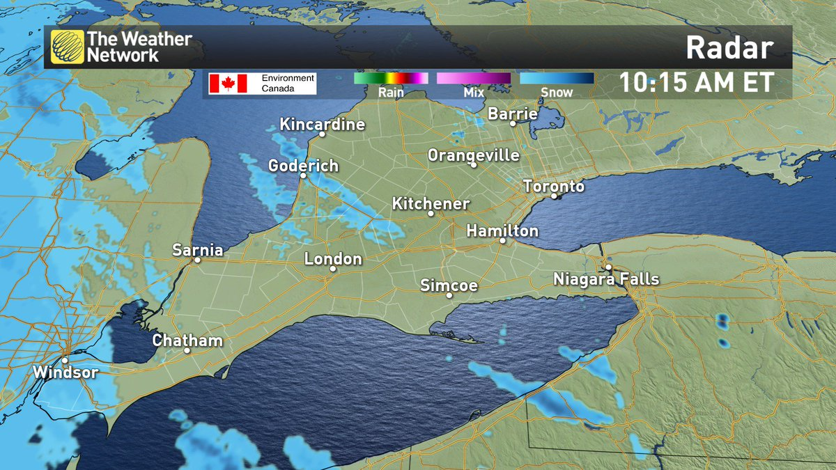 Twn kitchener radar