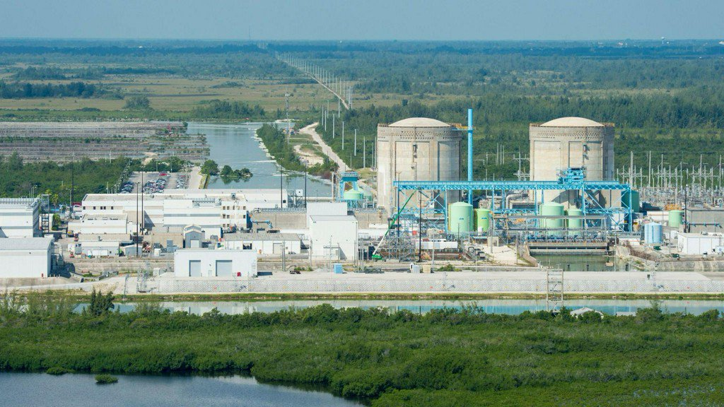 Utility regulators to allow FPL to charge customers $133 million for Turkey Point canal cleanup https://t.co/aLel7gNfY9