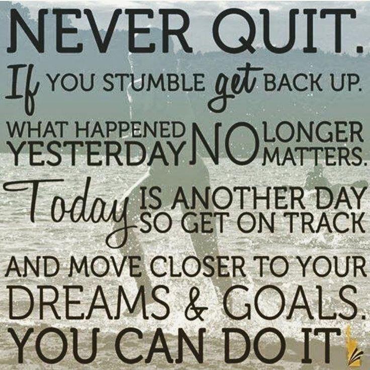 #NeverGiveUp! #JoyTrain #SuccessTRAIN #Joy #Success  RT @gerrinnesmac