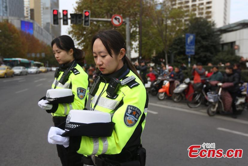 RT @PDChina: People across China on Wednesday attend memorial ceremony for #NanjingMassacre victims https://t.co/j2EdTtXSX3