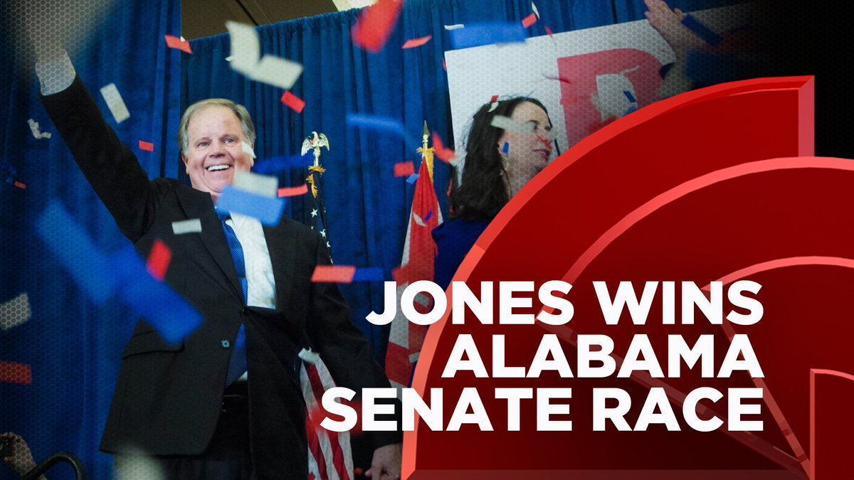 Good morning fam! Today on #NewsOneNow we're breaking down the Alabama Senate race & Doug Jones' big win over Roy Moore. Plus, we'll discuss the impact the Black vote had on yesterday's historic election.  All that & more today on  now sta#NewsOnerting at 7AM on TV One