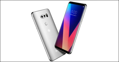 #iPhone X, #GalaxyNote8 rival #LGV30Plus launched in #India at Rs 44,990 https://t.co/6kDn6t8my5