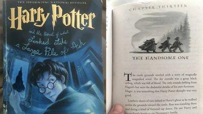 【すごい】ハリー・ポッター風の二次創作小説、AIが自動で作成 https://t.co/1r39sBwWan  同シリーズの小説7冊から文章を学習。『ハリー・ポッターと灰の肖像画』という約3ページの小説を作成したという。