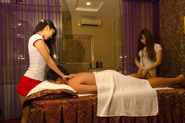 Sex massage i Vietnam