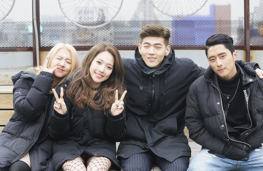 KARD celebrate their 1st year together! https://t.co/BGpoUtLh8a