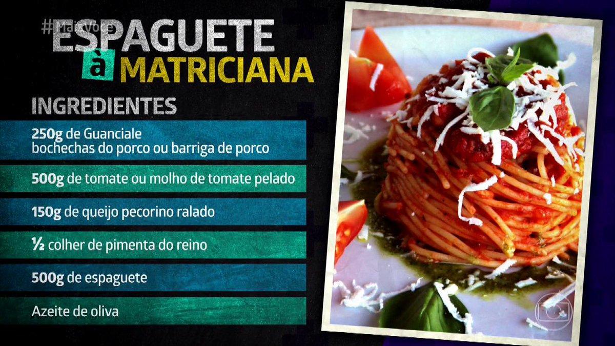 Olhas os ingredientes: #MaisVocê https:/...