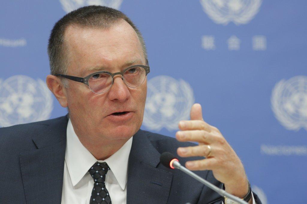 ONU vê 'porta entreaberta' para negociação com a Coreia do Norte https://t.co/O7Rn4l0K9R 📷 EFE