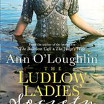 The wonderful The Ludlow Ladies' Society by Ann O'Loughlin will be out as a £7.99 PB in January and we'd love to hear from #BookBloggers who'd be interested in reviewing! Email lina@blackandwhitepublishing.com for more info 📚