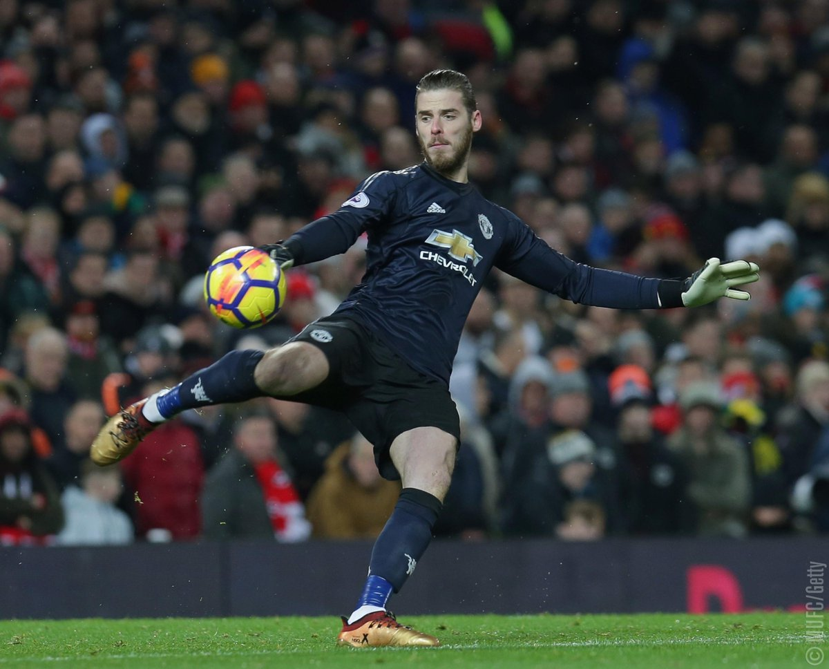 'He has an incredible talent and has shown that in every single game, in every single season.'  @juanmata8 on @D_DeGea 👊  ➡ https://t.co/ltpjZ6p3W0
