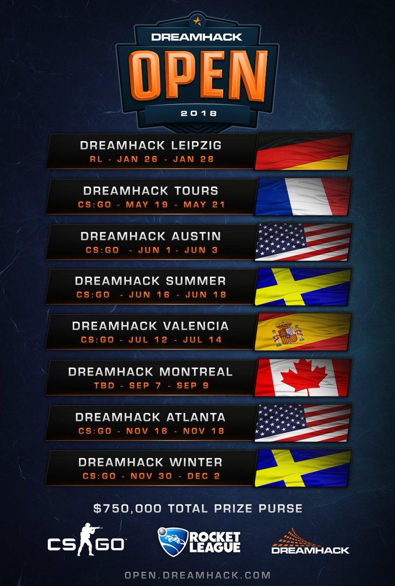 7d4eebc8dffce DreamHack Counter-Strike on Twitter