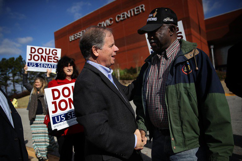 Black voters turned out for Doug Jones after all. https://t.co/kJSBQ6YpCb