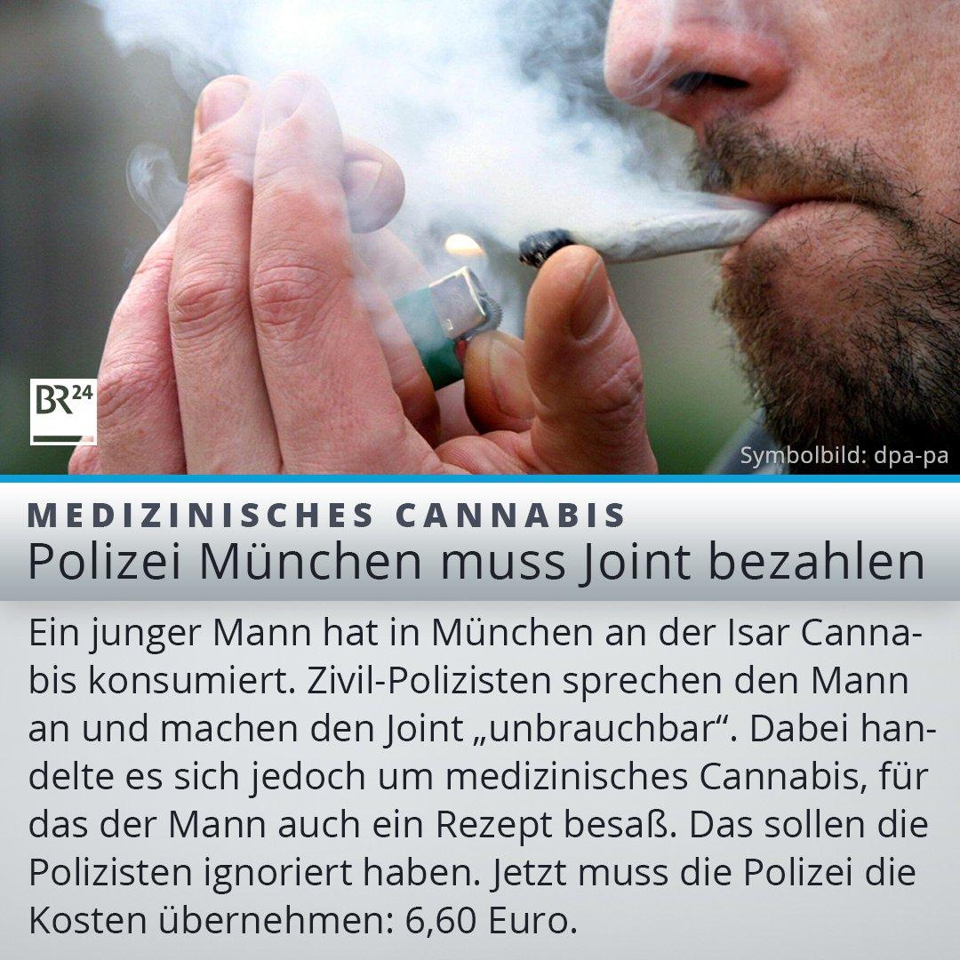 Nicht jeder mit einem Joint in der Hand ist ein Krimineller.