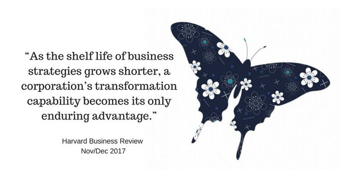 &quot;A corporation&#39;s transformation capability (is) its only enduring advantage.&quot; - HBR #TransformationDigitale #changemanagement #PrivateEquity #Competition<br>http://pic.twitter.com/FBHZ8Sbp1q