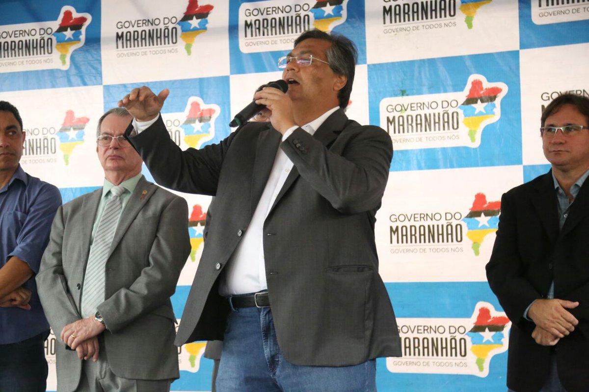 'Esta Casa é um direito que o Governo está concretizando', diz o governador @FlavioDino durante a entrega da Casa de Apoio do Hospital de Câncer do Maranhão. #GovernoDeTodosNós