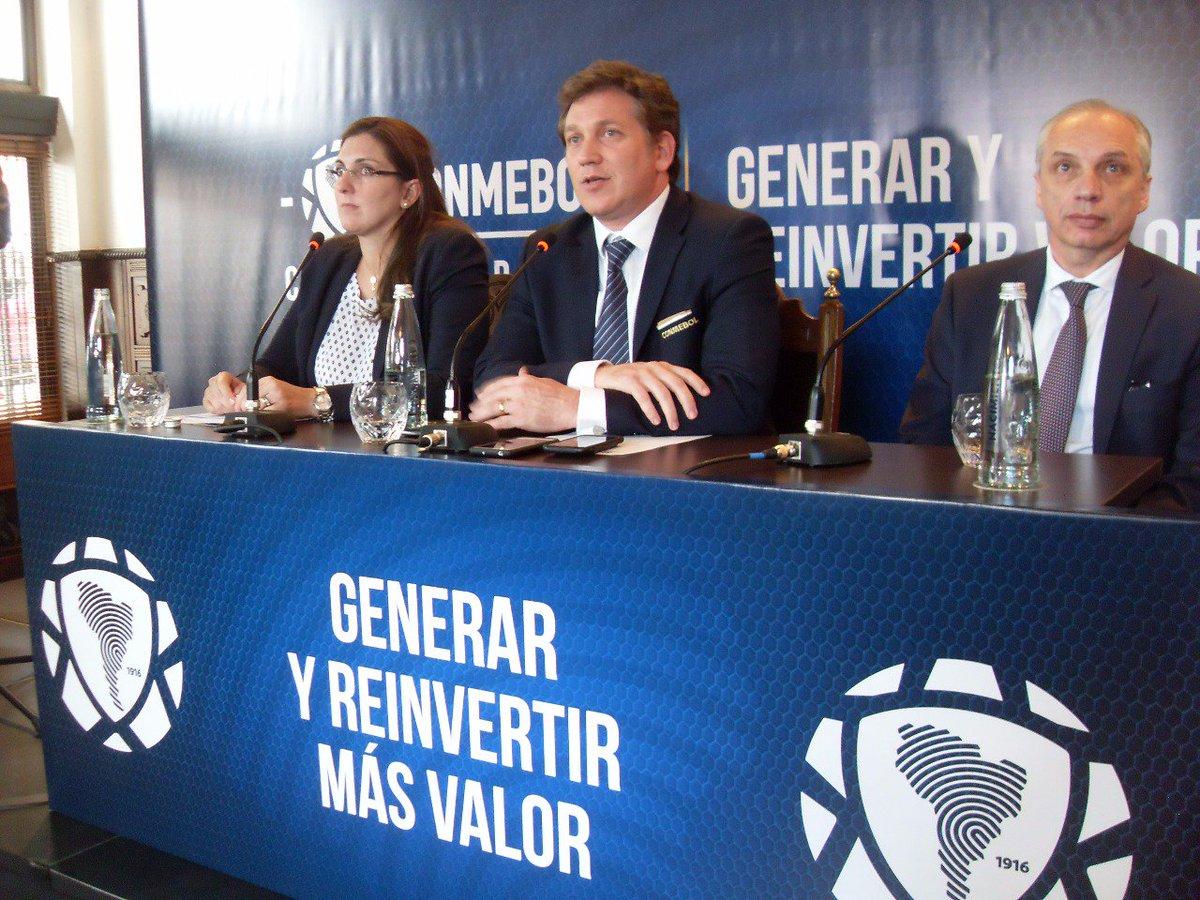 Após confusão no hotel do Independiente, Conmebol abrirá processo contra o Fla https://t.co/1kl0LOPWiX