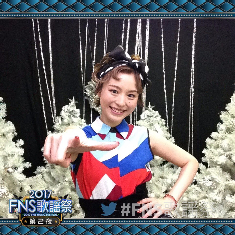 FNS歌謡祭 · 平野綾 @Hysteric_Barbie pic.twitter.com/66LbBv01bf