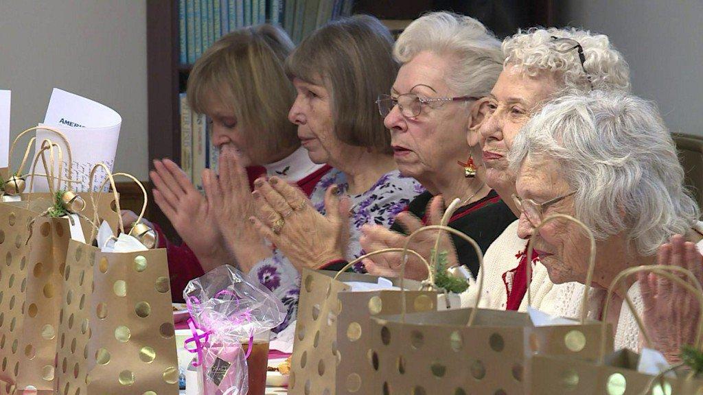 Grannies looking for men