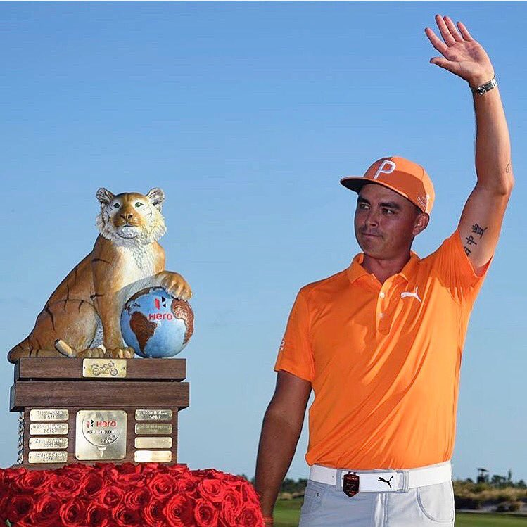 Happy 29th Birthday to  @RickieFowler! Here's to many more years of wearing Orange on Sundays!  #birthday #golf #success #champion <br>http://pic.twitter.com/aDtHzstIL4