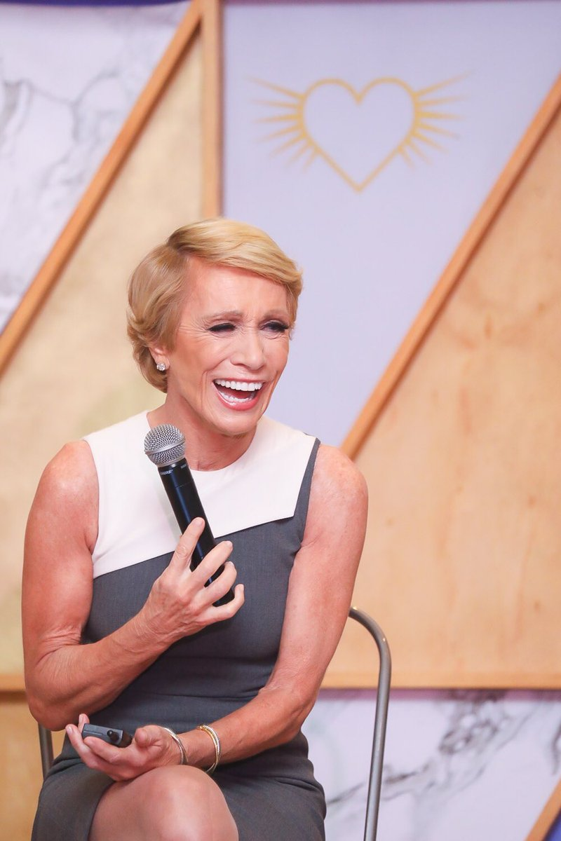 RT @BarbaraCorcoran: Having a blast speaking at one of the best events of the year @engagesummits #Engage17 https://t.co/YjXe51u4oQ