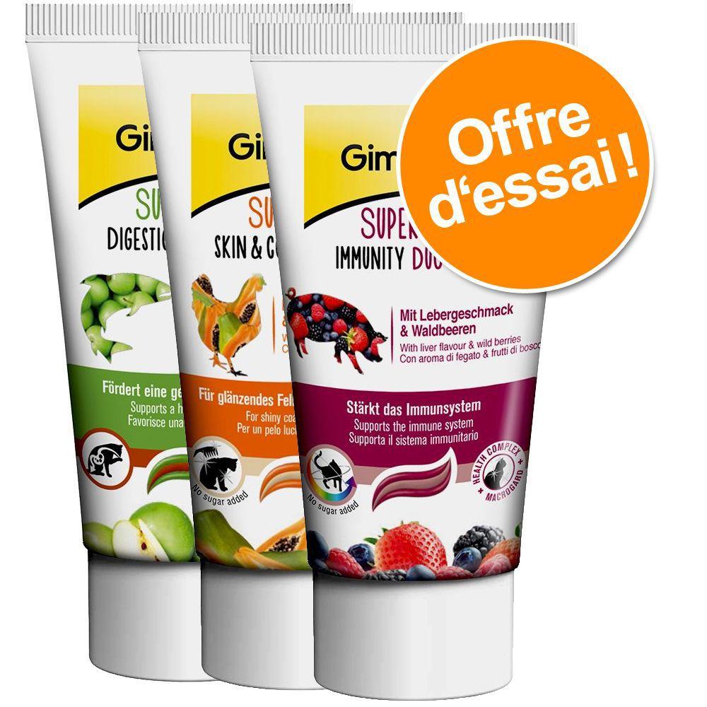 Offre découverte friandises GimCat Super...