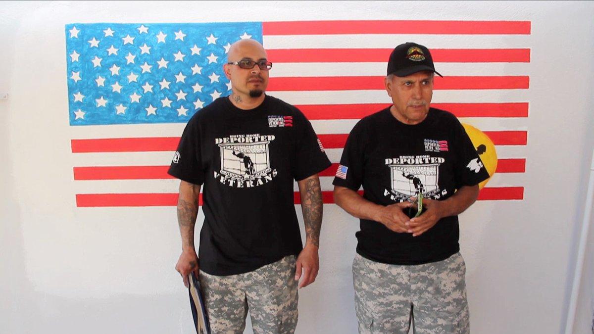 Soldados mexicanos que sirvieron a #EEUU...