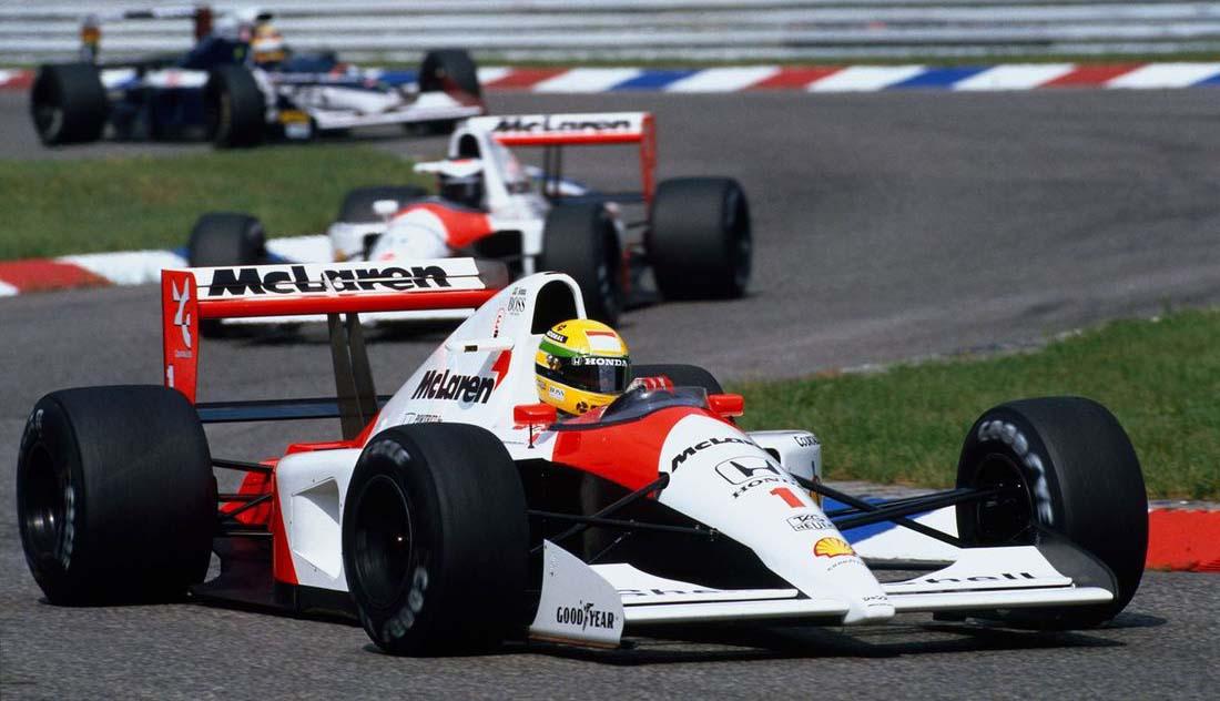 Number 1 #SennaSempre #SiempreSenna #Sen...
