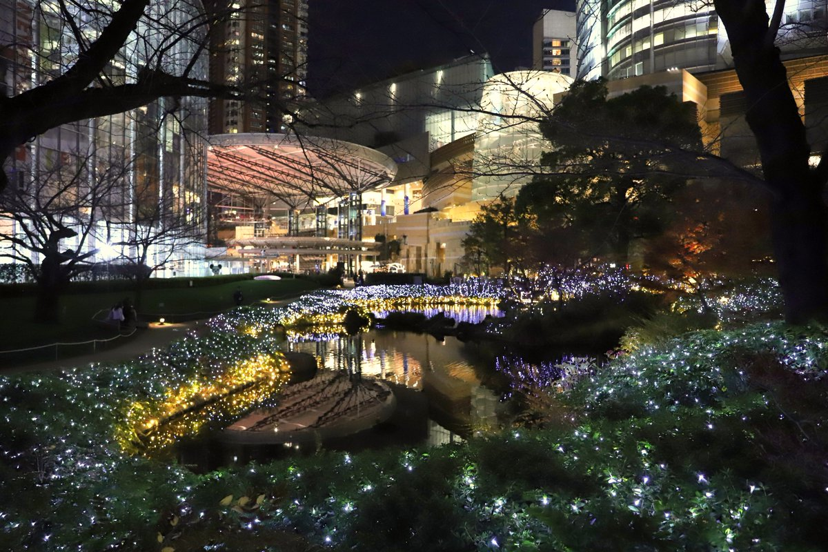 Image result for Mohri Garden Illumination